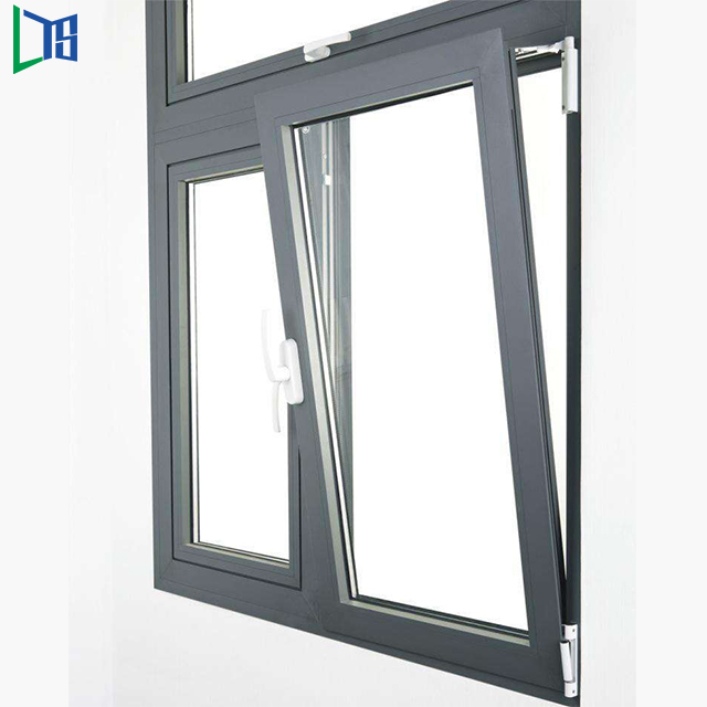 frame top hung window Double Glazed Aluminium Windows And Doors Comply with Australian Standards AS2047 AS2208