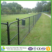 Alibaba express hot dip galvanized chicken chain link fence