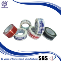 hot sales customized Printed Packaging Tape with Most Popular LOGO/PATTERN PRINTING (company info printed )