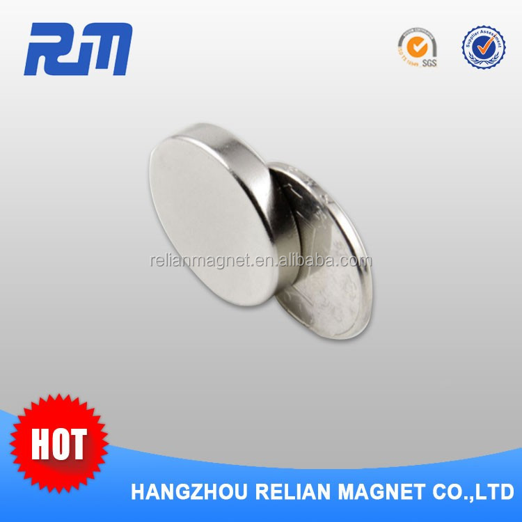Free sample china manufacture disc composite medical magnet