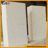 Top quality Silicate Insulation Refractory Brick gas is not subject to erosion