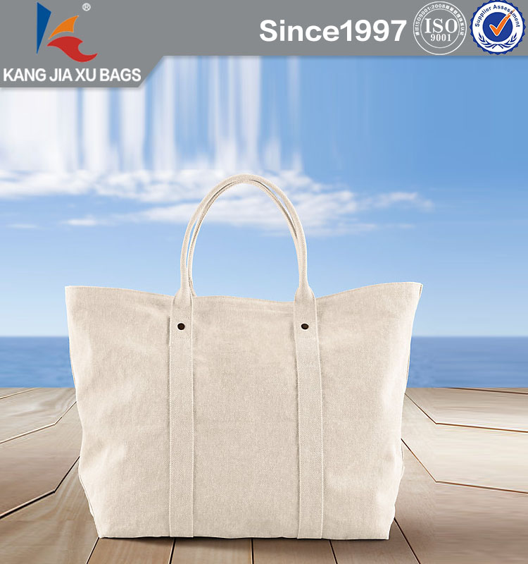 waterproof canvas beach tote bag .jpg