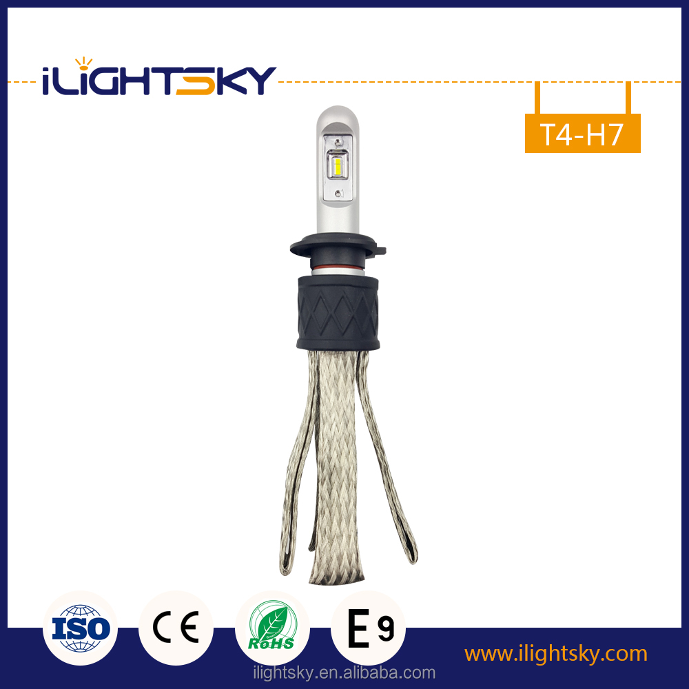 25W 5000LM H1 H4 H7 H11 9005 all in one led headlight kit