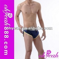 MOQ 1piece excellent quality sexy men underwear