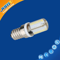 2.5w adapter e12 to e14 e14 6w led lamp with Silicone