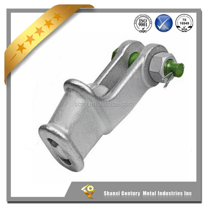 Precision investment casting Elevator parts terminator wedge socket