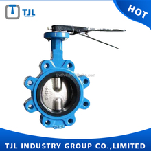 Lug type butterfly valve dn100 PN16