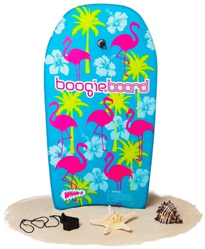 "2018 Boogie Board 33"" Younger 41 inch Super Bodyboard with IXPE deck, Perfect surfing"
