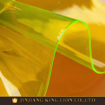 Chinese fiimpvc transparent holographic color lamination film
