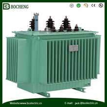 single phase Power Distribution Equipment 63kva transformer with CE certification
