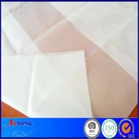 Clear plastic LDPE storage bag big size in roll
