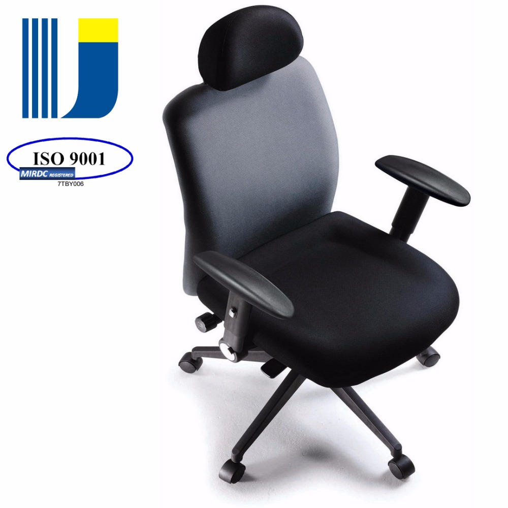5168AX Office Furniture Executive Fabric Office Chair W/ Headrest & Mold Foam
