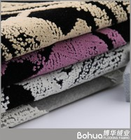 Eco-friendly reclaimed material 100% polyester fabric textile