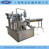 Food Beverage Standup Pouch Filling Machinery