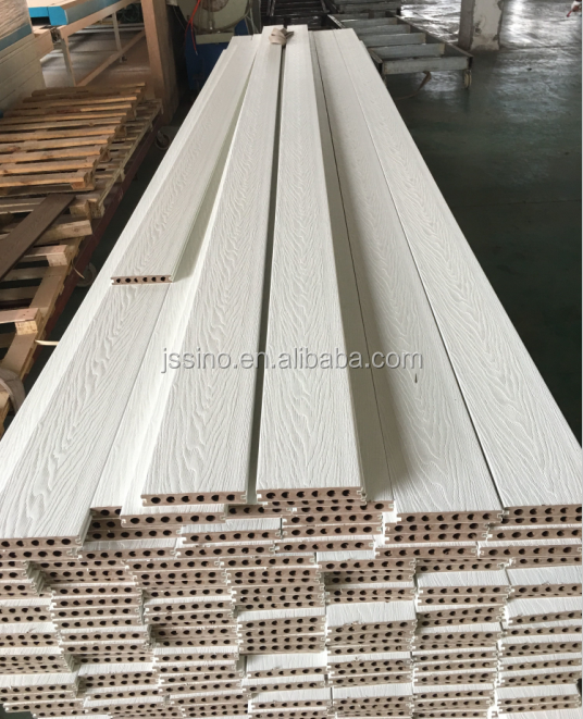 Sinowpc anti slip outdoor wpc decking wood plastic for Non slip composite decking