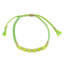 wholesale custom 2016 fashion jewelry woven bracelet friendship cheap bulk