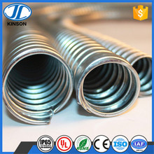 hdg hot dip galvanized flexible conduit/electric hose