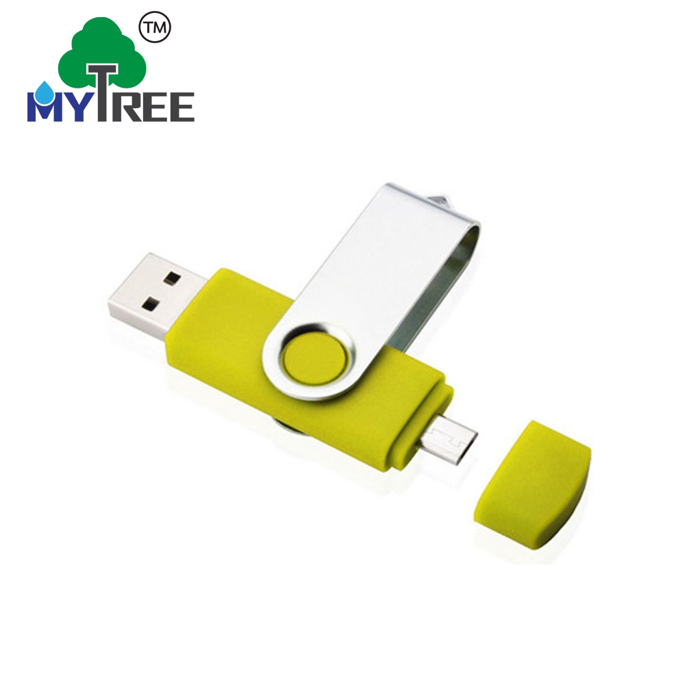 OTG Dual Port Usb 3.0 Flash Memory Drive Components For Kids Usb Flash Drive Housing