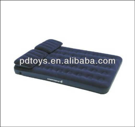 PVC Floack Queen size Air Bed