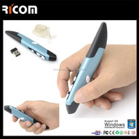 optical pen mouse,mouse pen,pen mouse wireless laser pointer--MW8090--Shenzhen Ricom