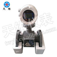 Electromagnetic water flow rate meter/flow meter