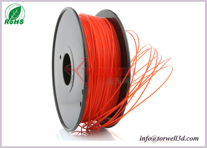 High quality 1.75/3mm Nylon 3D Printer Filament for FDM, Ultimaker and MakerBot 3D printer