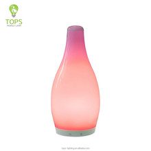 Cheapest price smart wireless bluetooth bottle shape bluetooth candle light