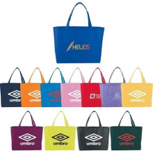 Best selling fashion bags eco-friendly handle non-woven bag/the big boy shopper tote