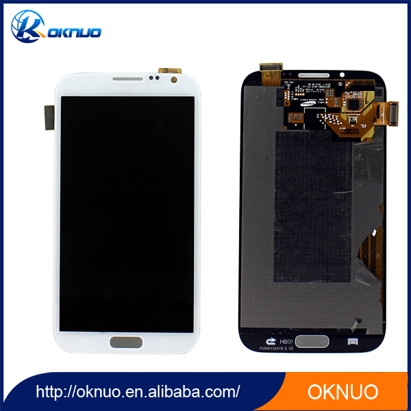 2016 NEW 5.5 inch LCD For Samsung note2 N7100 Touch Screen,for Samsung note2 N7100 lcd display