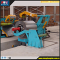 High speed aluminum strip rotary shear