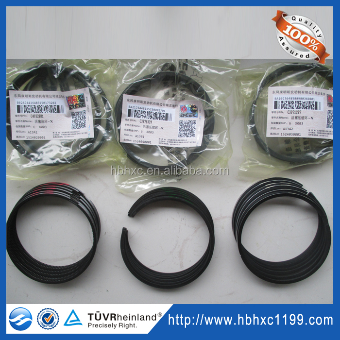 ISDe engine piston ring 4955169