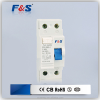 earth leakage circuit breaker switch, residual current protection, intellignet residual current circuit breaker