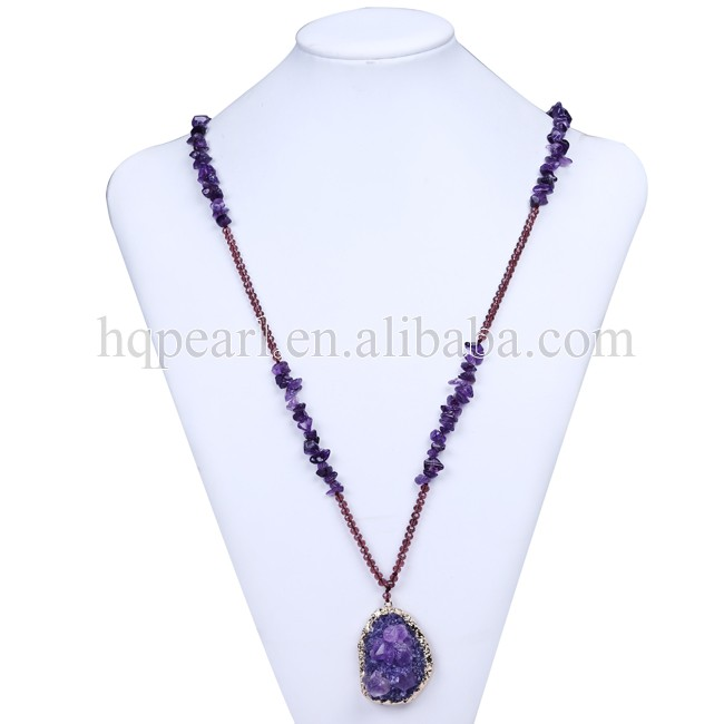 Wholesale jewelry crystal beads necklace jewelry