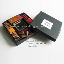 Good Quality Wholesale Various Incense Stick With Gift Set Packaging