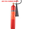 good design and hot sale trolley 10kg co2 fire extinguisher/empty fire extinguisher cylinder for sale