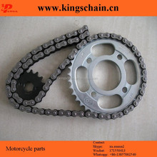 Cheap 428H roller chain sprocket Indonesia