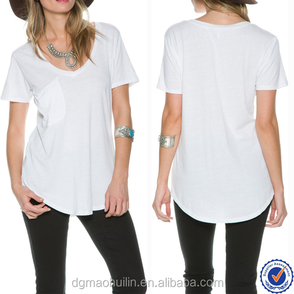Plus Size Women Clothing Wholesale Cheap Custom Blank T