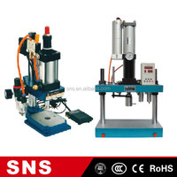 SNS high quality pneumatic tool air duster gun hole craft punch tablet press machine,air pressure punch,chinese manufacture