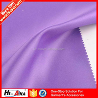 hi-ana fabric2 Over 95% accessories exported new design color satin fabric