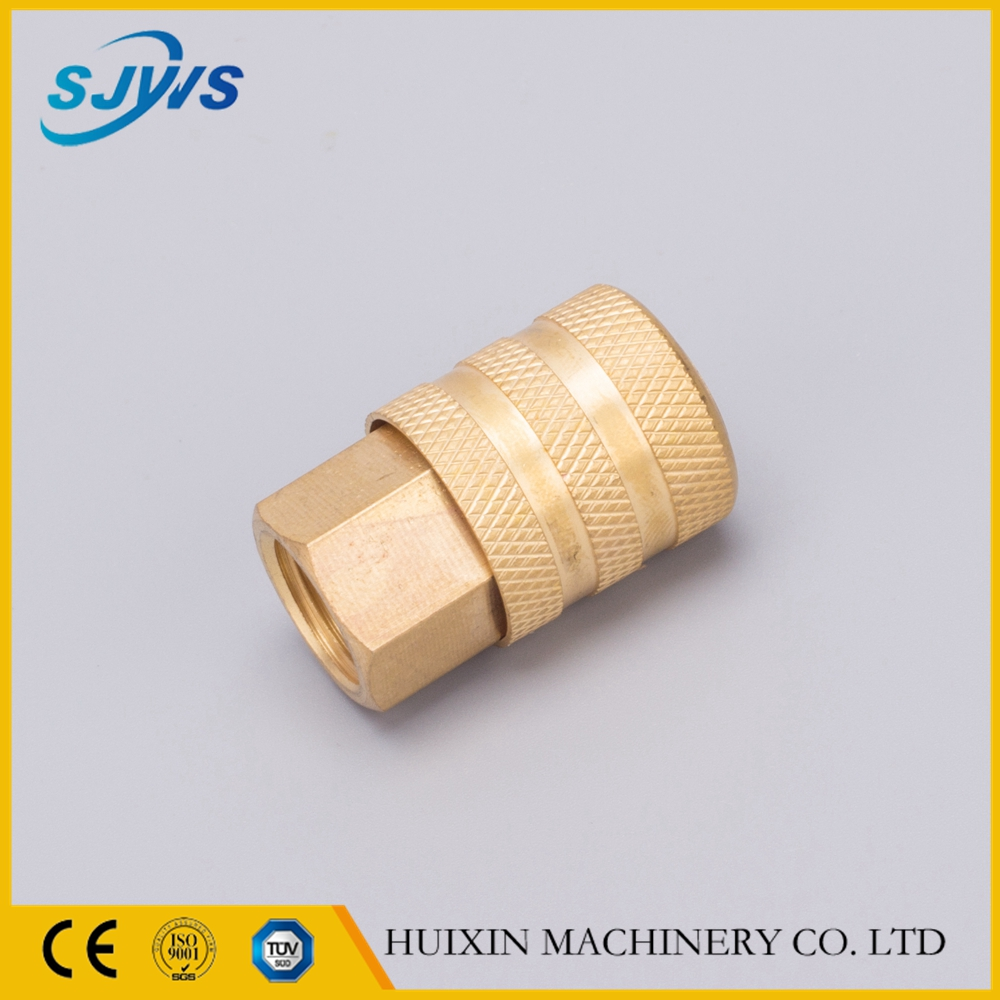 Copper Accessories Pneumatic Fittings machine parts