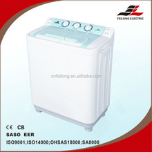 8kg home semi-automatic washing machine with dryer