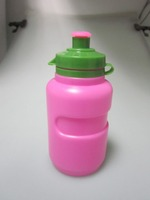 food grade plastic kids water bottle with dust cap