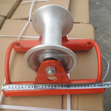 Factory supply low price cable roller guide with single roller