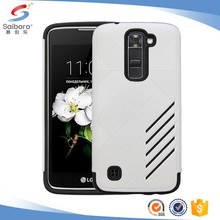 Oem welcome TPU+PC phone case for LG k7
