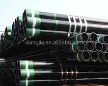 PSL1/PLS2 API 5L GR.B drilling seamless steel pipeline, pumping seamless steel pipe tube