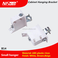 Small hanger for furniture and cabinet, NISKO plastic hanger file cabinet, simple cabinet hanger for showroom
