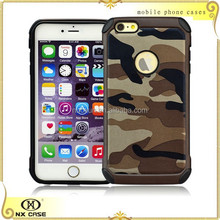 Design for USA style leather cell phone cases for Apple iPhone 6 plus