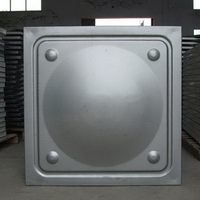 Designer top sell stainless steel water tank 1 ton