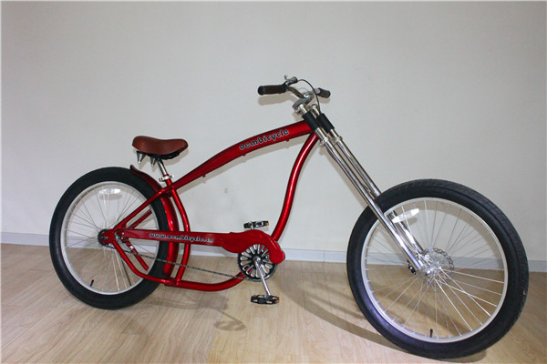 chinese manufacturer beach cruiser chopper bike adult tricycles