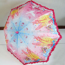 Good sell kids cartoon umbrella frame parts